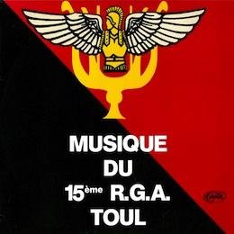 MUSIQUE 15ÈME RGA TOUL