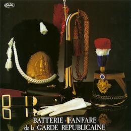 BATTERIE FANFARE DE LA GARDE RÉPUBLICAINE