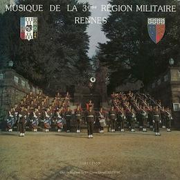 MUSIQUE DE LA 3ÈME RÉGION MILITAIRE RENNES