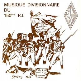 MUSIQUE DIVISIONNAIRE DU 150ÈME R.I.