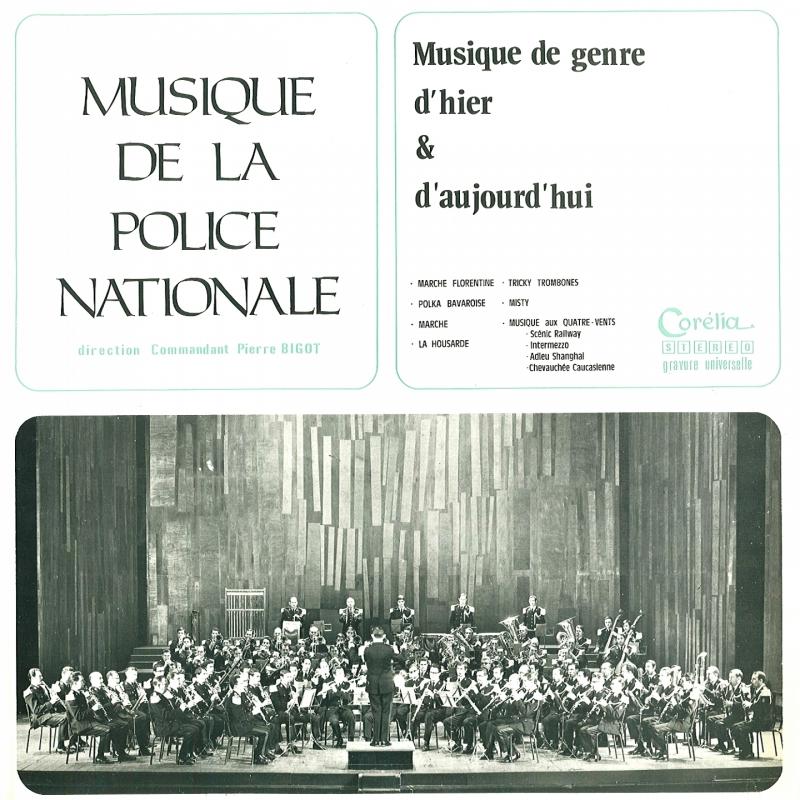 MUSIQUE DE GENRE D'HIER & D'AUJOURD'HUI