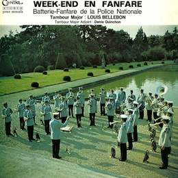 WEEK-END EN FANFARE