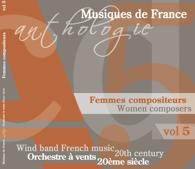 FEMMES COMPOSITEURS / WOMEN COMPOSERS