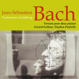 BACH VARIATIONS GOLDBERG