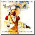 CHANTS DE LA LÉGION ÉTRANGÈRE