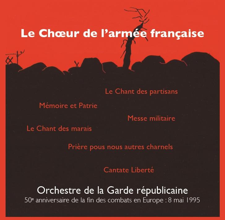 LE CHOEUR DE L'ARMEE FRANCAISE