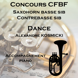 DANCE pour Saxhorn