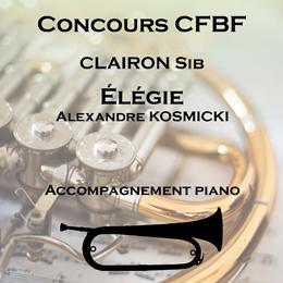 ÉLÉGIE pour Clairon