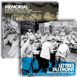 LETTRES DU FRONT ET MEMORIAL
