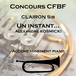 UN INSTANT pour Clairon