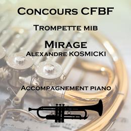 MIRAGE pour Trompette