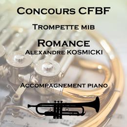 ROMANCE pour Trompette
