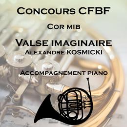 VALSE IMAGINAIRE pour Cor